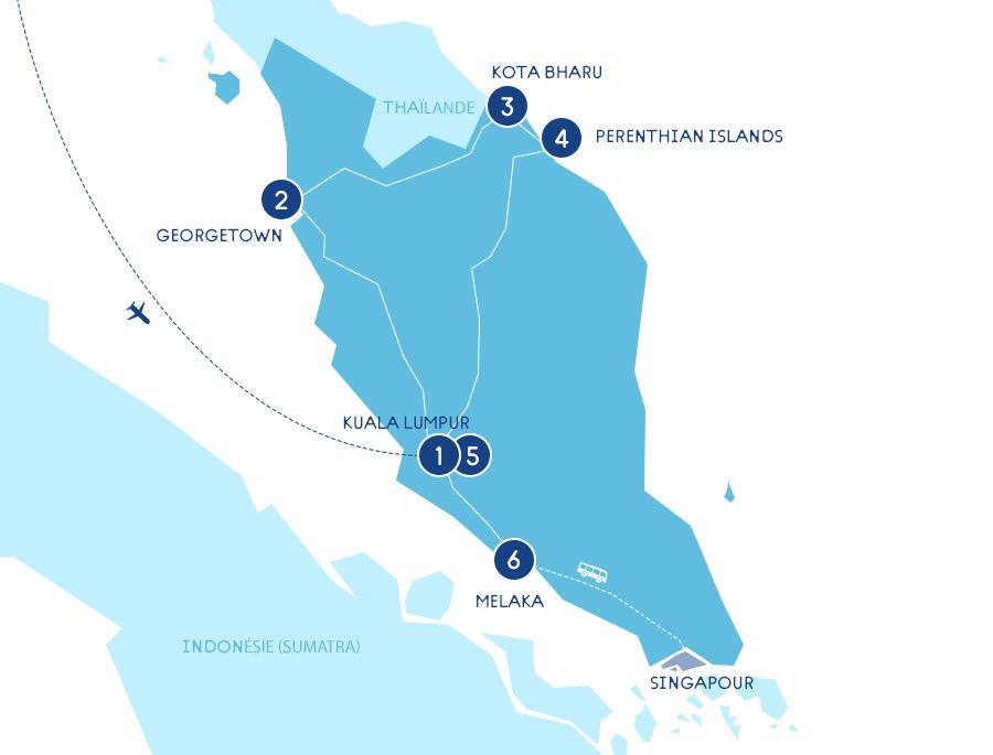 MAP-MALAISIE