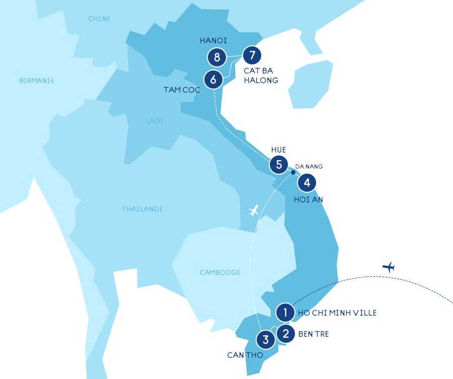 MAP-vietnam